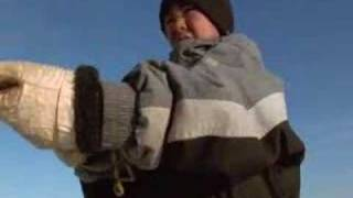 Repeat youtube video Narwhale hunting - A Boy Among Polar Bears - BBC