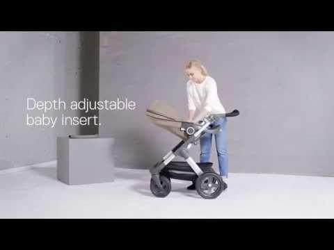 Stokke Trailz All Terrain Stroller Baby Mode Australia