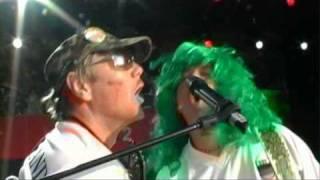 Bangbros singt LIVE ohne OLIVER POCHER die EM HYMNE 2008