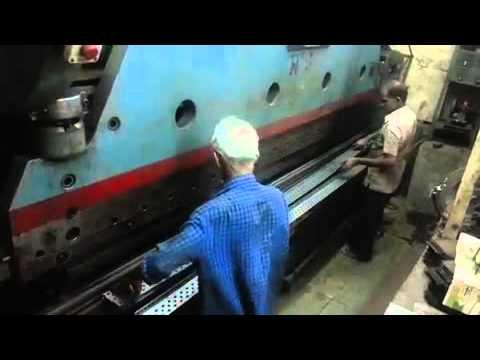 MS Slotted Angle by Bharat Fabrication Works, Mumbai