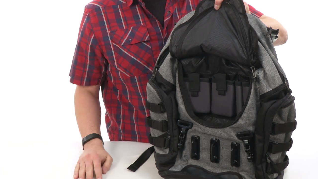 Oakley Kitchen Sink LX Backpack SKU 8792025 - YouTube af9e75e584