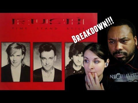 Rush Time Stand Still Reaction!!!