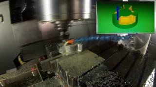 Муфта (мама). Изготовление трехлепестковой муфты на жатку. Видео. Смотреть(Изготовлено компанией Актавис http://www.aktavis.com.ua (токарные и фрезерные работы на заказ), http://stanpostach.com.ua. Фрезерно..., 2015-05-07T13:44:55.000Z)