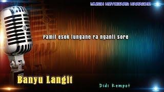 Gambar cover Didi Kempot - Banyu Langit Karaoke Tanpa Vokal