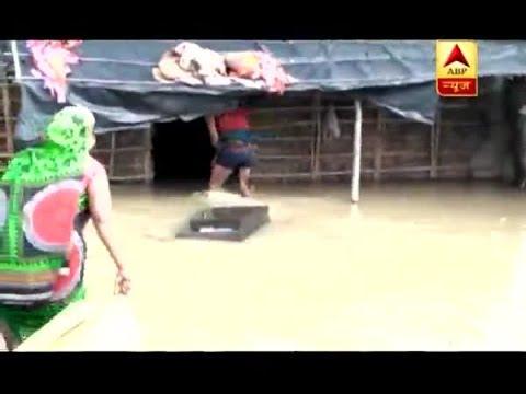 Flood fury: Ground report from Bihar's Dharupur