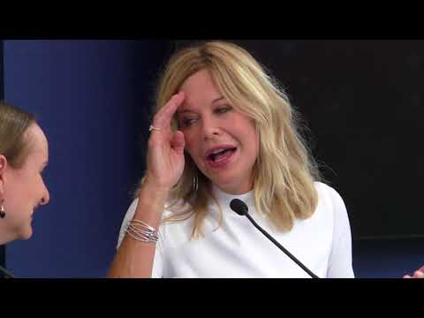 Meg Ryan talks the Secret of Good Acting and Early Career Locarno 2018