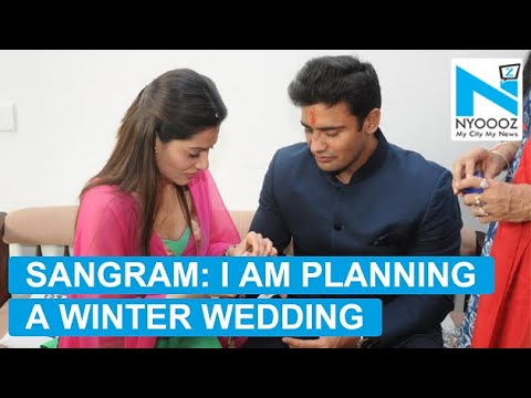Who is sangram singh dating after divorce