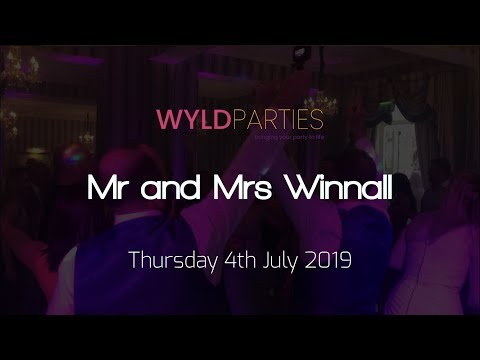Wyld Parties Aftermovie - Mr and Mrs Winnall