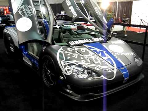 WORLDS FASTEST CAR-SSC ULTIMATE AERO TT