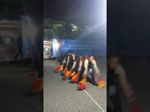 Semaphore dance Smpn1 Tikung (MASGUE 3)