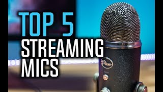 Best Mics for Streaming in 2018 - Which Is The Best Microphone For Streaming?