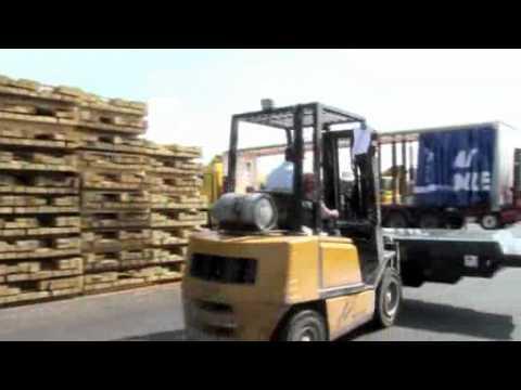 Chalet De Jardin Fr : livraison compri garage en bois av projektai youtube ~ Ideatenda.info Idées de Décoration