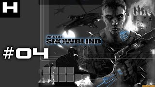 Project Snowblind Walkthrough Part 04 [PC]