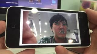 顔認識のフィージビリティ