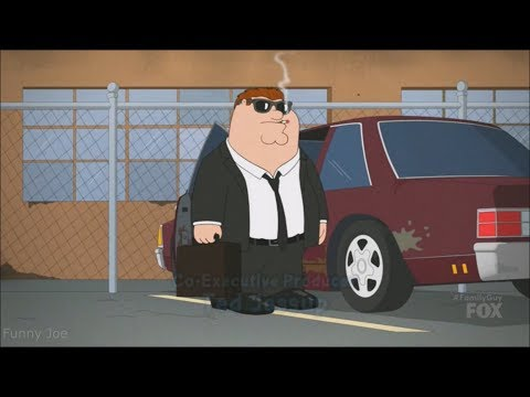 Peter Gets Fired - By Quentin Tarantino (Part 1) | Family Guy