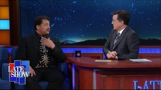 "Neil deGrasse Tyson Explains The ""Strawberry Moon"""