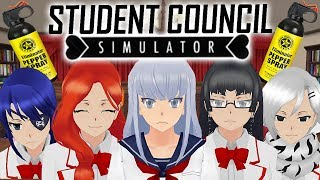 Student Council Pepper Spray Simulator | Yandere Simulator Mod