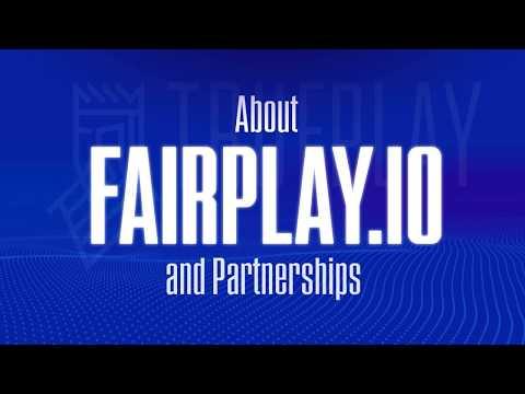 About Fairplay and Partnership, Gambling Blockchain Platform