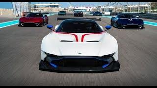 Asphalt 8 VS Forza Horizon 3 Aston Martin Vulcan Comparison