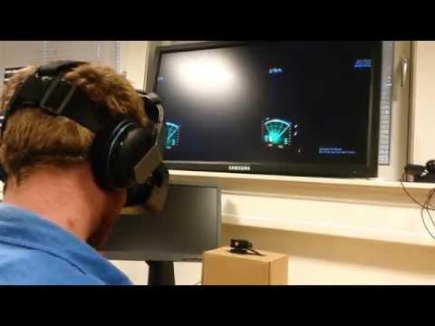 Alien isolation: Survival + Oculus = best reaction. (Enable subtitles)