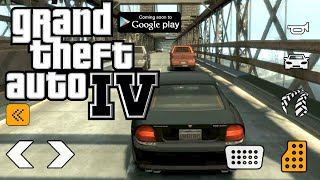 GTA IV Android Full Demo Gameplay [Official Games Concepts] - Part 1 (4K!!!!)