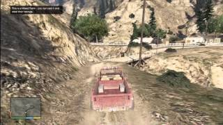 GTA V Random Events 19 Drug Shootout Weed Farm $62.000