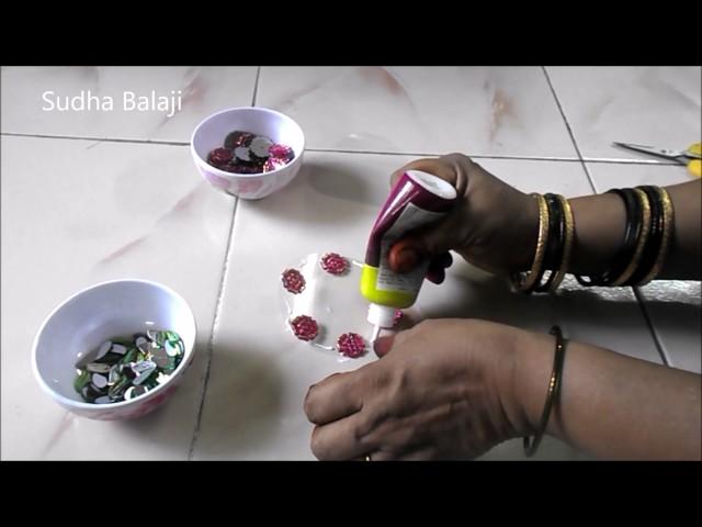 Varamahalakshmi Vratham Pooja decoration | Varalakshmi Vratham decoration ideas | Navratri decor