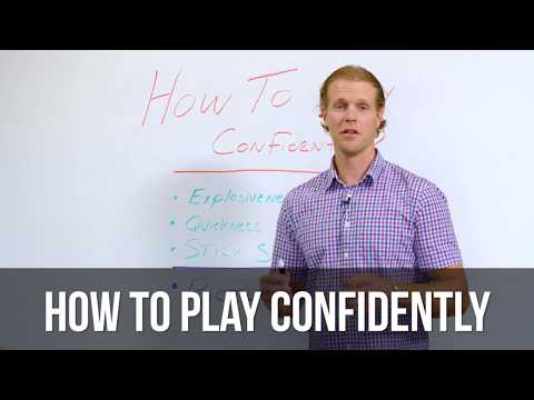 How to Play Confidently in a LAX Game