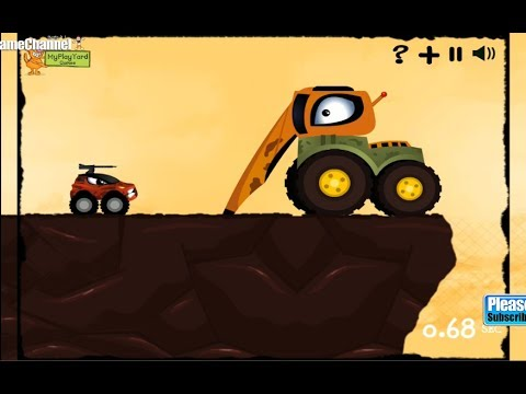 Car Yard Walkthrough / For Children / Browser Flash Games / Gameplay Video