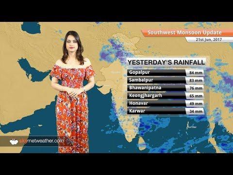 Monsoon Forecast for Jun 22: Good rains in Jamshedpur, Assam; to reduce over Maharashtra, Telangana
