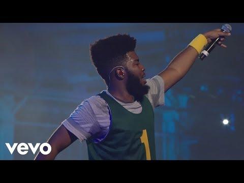 Khalid - Location (Live) - #VevoHalloween