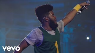 Khalid - Location (Live) - #VevoHalloween