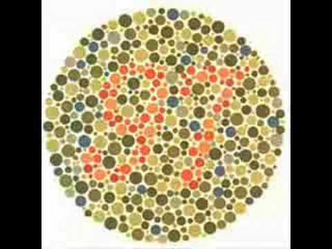 色盲テスト