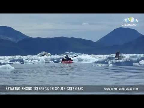 Greenland Kayaking Tours