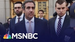 Lawrence: Paying Michael Cohen Is Filling The Swamp With Money | The Last Word | MSNBC
