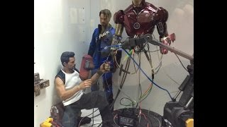 Iron Man Mark 3 Construction Suit custom made