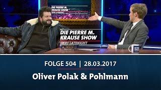 Die Pierre M. Krause Show vom 28.03.2017