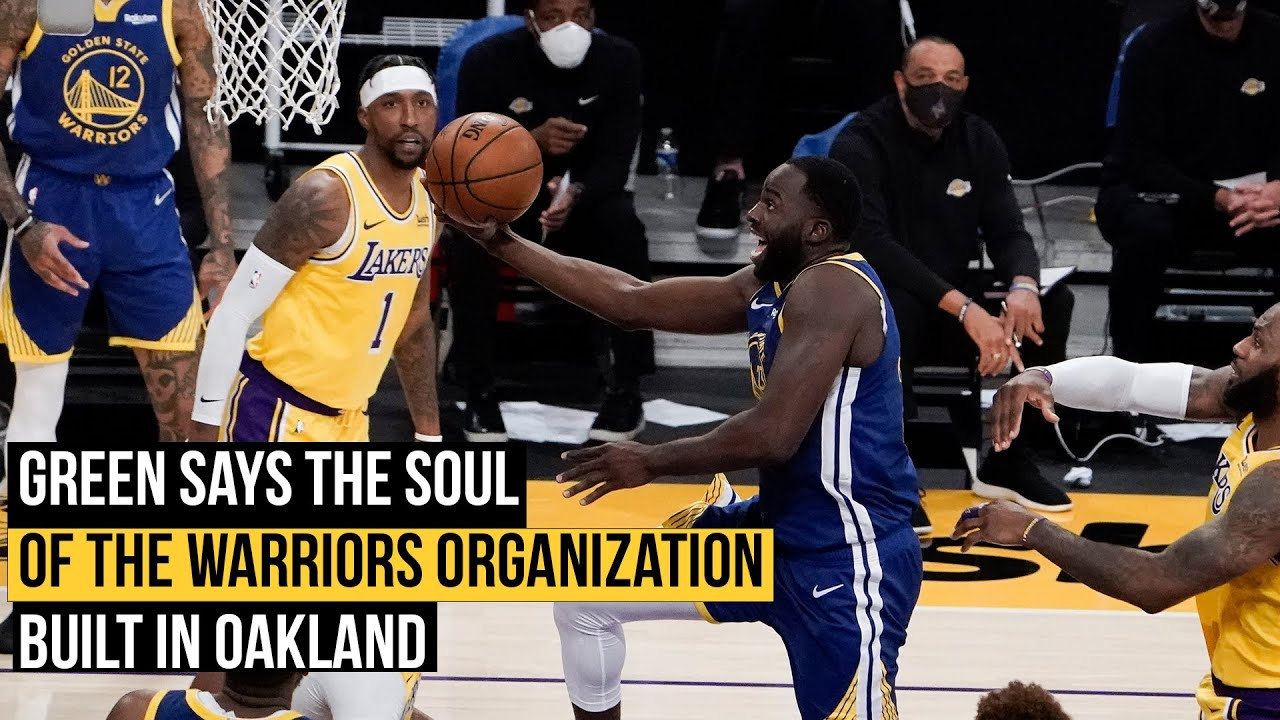 'The soul of our team comes from Oakland' - The Golden State ...