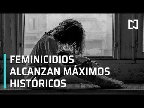 En México, los feminicidios ya alcanzaron máximos históricos - Paralelo 23