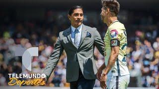 Paco Palencia, el amuleto de la suerte del América | Liga MX | Telemundo Deportes