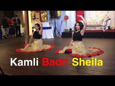 Kamli, Badri Ki Dulhania, Sheila Ki Jawani at a 21st Birthday | Rhythms of India
