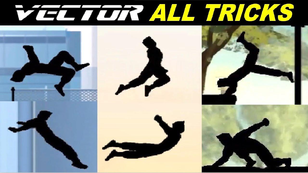 Vector All 60 Tricks !