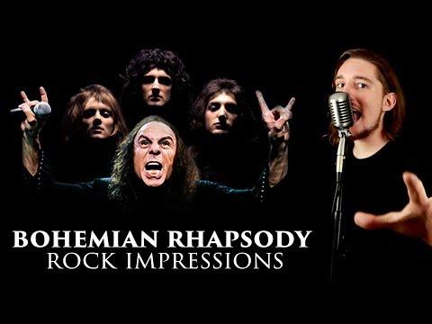 Bohemian Rhapsody (ROCK & METAL IMPRESSIONS COVER)