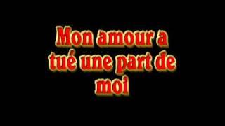 Jena Lee - Mon ange ( lyrics )