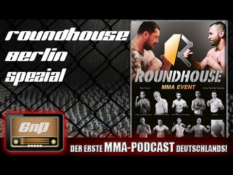 GnP Radio 28.09.2013: Roundhouse Berlin, Raphael Vogt Interview