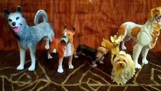 Обзор на собак для кукол
