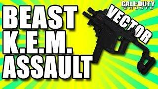 Cod Ghosts Vector Crb Best Kem Strike Ault Cl Setup Beast Cl Duty Ghost