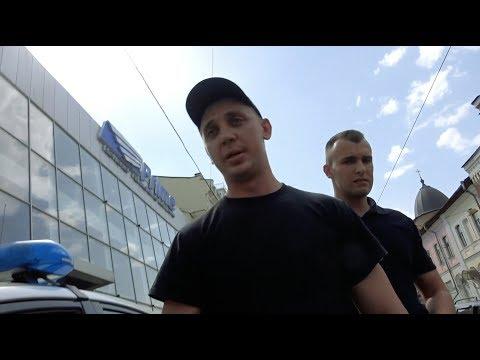 Харьковское быдло распускает
