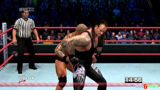 WWE Smackdown vs Raw 2011 Gameplay Xbox360 HD (GodGames Preview)