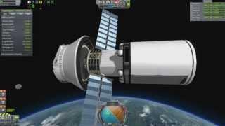 Kerbal Space Program - Interstellar Quest - Episode 64 - Space Telescopes & Falcon's Return